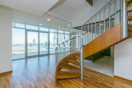 شقة 2 غرفة نوم للبيع في مركز دبي المالي العالمي، دبي - Duplex | Vacant on Transfer | Zabeel View