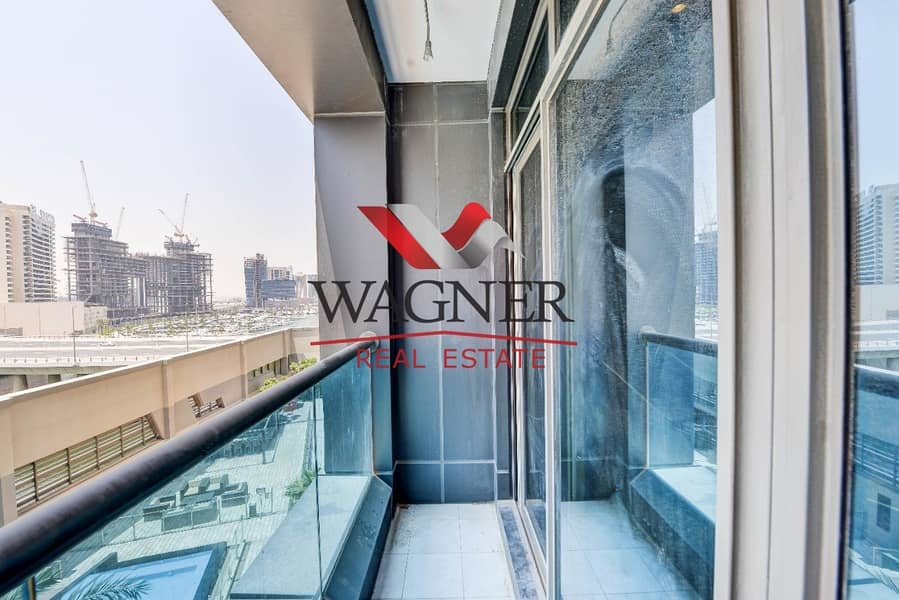 Canal View   Furnished Studio Apartment   The Vogue 203