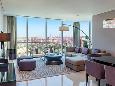 3 Bedroom Hotel Apartment for Rent in Sheikh Zayed Road, Dubai - Exclusive Rates | Bills Included | Stunning Home