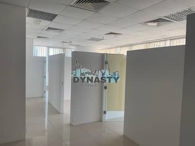Office for Rent in Business Bay, Dubai - Fully Fitted + Partitions | Prime Location