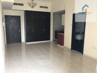 Studio for Rent in Dubai Sports City, Dubai - Vacant Unfurnished Apartment with Balcony...
