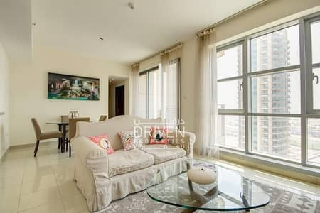 Fully Furnished 2 Bed with Jumeirah View