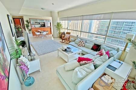 3 Bedroom Flat for Sale in Dubai Marina, Dubai - Full Marina Views   Immaculate Condition