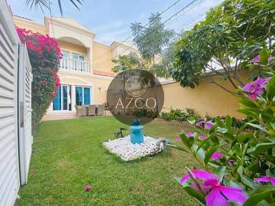 1 Bedroom Townhouse for Rent in Jumeirah Village Circle (JVC), Dubai - Lifestyle is Where it Begins 1BR TH with Beautiful Garden |