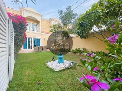 تاون هاوس 1 غرفة نوم للايجار في قرية جميرا الدائرية، دبي - Lifestyle is Where it Begins 1BR TH with Beautiful Garden |