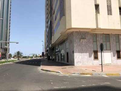 Shop for Rent in Al Hosn, Abu Dhabi - Street View