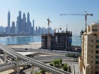 فلیٹ 1 غرفة نوم للبيع في نخلة جميرا، دبي - High Floor   Partial Skyline Views   Well Priced