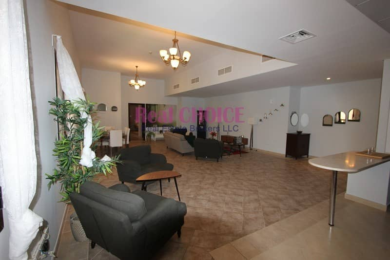 Chiller Free|Spacious 1 Bedroom + Study Apartment