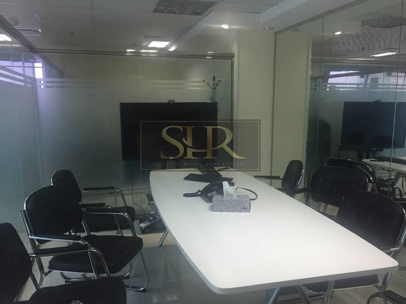 2 Fully Furnished Office | Next to Metro Station