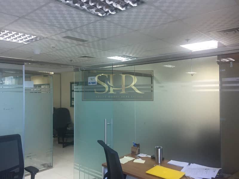 10 Fully Furnished Office | Next to Metro Station