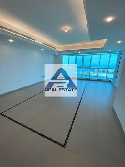 شقة 3 غرف نوم للايجار في الزاهية، أبوظبي - ! NO FEE ! Sea View ! 3 Bhk Facilities