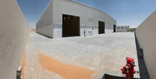2 BRAND NEW warehouses I DIC I 3 Units Available