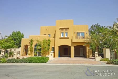 فیلا 5 غرف نوم للبيع في المرابع العربية، دبي - Type 17 | 5 bedrooms | BUA 4