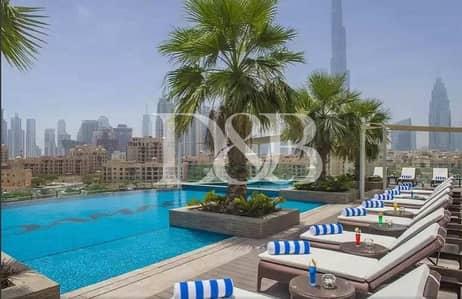 شقة 3 غرف نوم للبيع في وسط مدينة دبي، دبي - Best Price | Furnished | Easy Access To SZR
