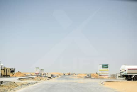ارض سكنية  للبيع في عجمان أب تاون، عجمان - فرصة مميزة أرض للبيع فى مشروع المها جاردينز بعجمان