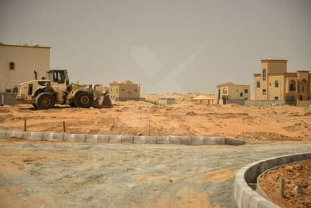 ارض سكنية  للبيع في عجمان أب تاون، عجمان - للبيع أراضي سكنية وأراضي تجارية فى مخطط مشروع الثريا بالياسمين