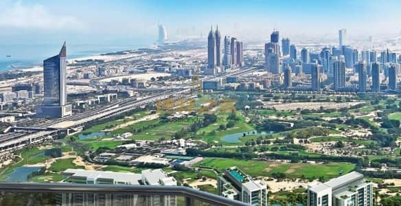 1 Bedroom Apartment for Sale in Jumeirah Lake Towers (JLT), Dubai - Affordable 1 BHK with Prime Golf View