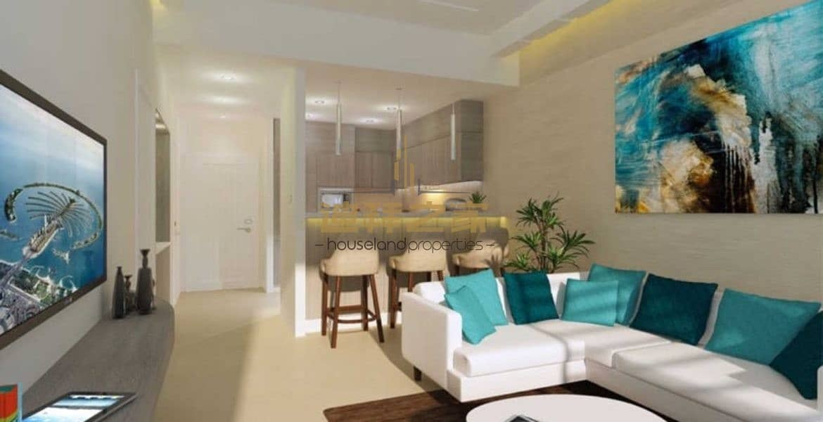 2 Affordable 1 BHK with Prime Golf View