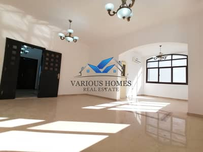 3 Bedroom Apartment for Rent in Al Muroor, Abu Dhabi - Bright 03 BR + Maids Room + Backyard at Muroor Road