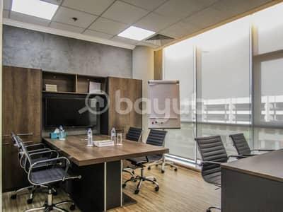 مکتب  للايجار في بر دبي، دبي - مکتب في عود ميثاء بر دبي 1300 درهم - 4595988