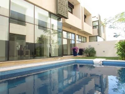 فیلا 5 غرف نوم للايجار في جميرا، دبي - فیلا في جميرا 3 جميرا 5 غرف 250000 درهم - 4366022