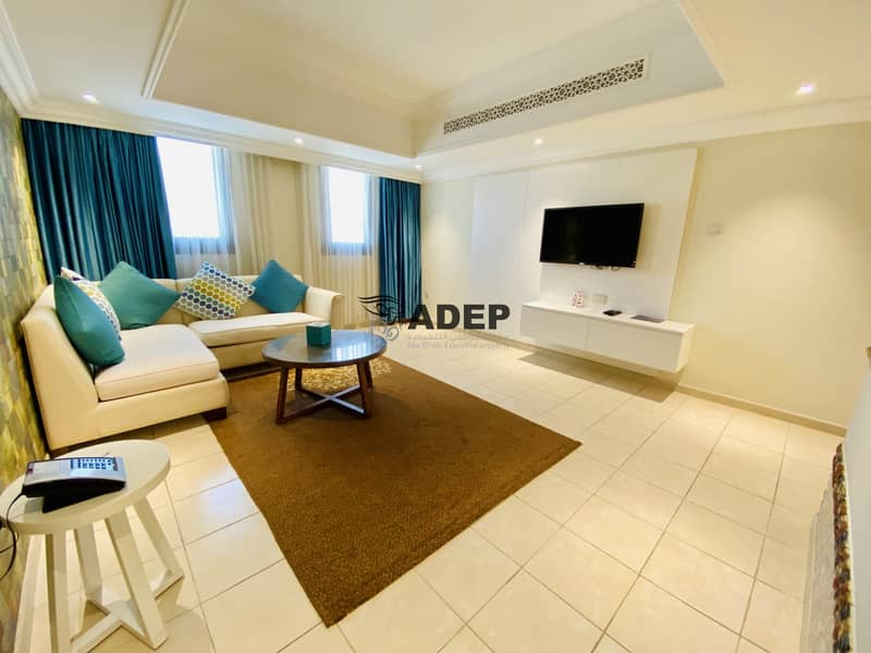 2 Hot Price Full Furnished 1 Bedroom with facelities