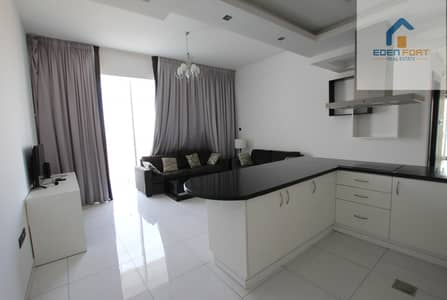 2 Bedroom Flat for Rent in Dubai Sports City, Dubai - Italian Design Golf View Furnished 2BHK Pay Monthly