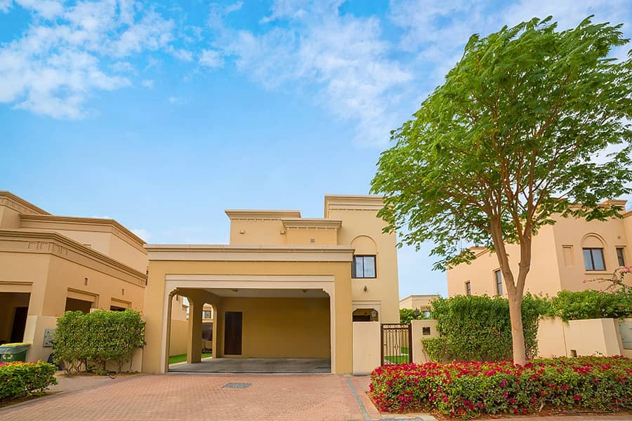 Villa with a Homely Feel   3Beds+Maid