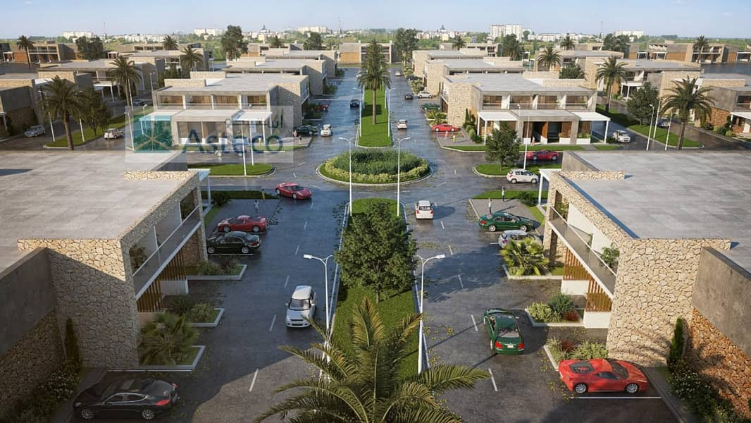 20 Immaculate 2 Rooms Townhouse near Arabian Ranches