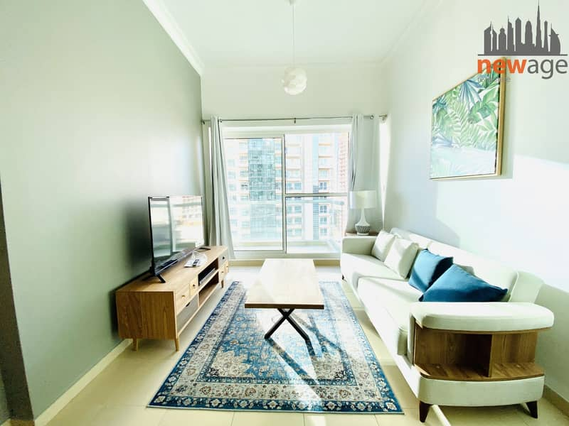Best Deal Canal View 1 bedroom for rent in Mayfair Residency