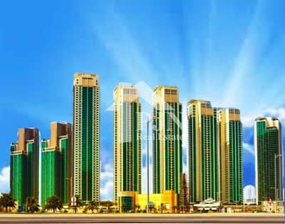 Hot Deal   One Bedroom For Sale In Al Maha Tower.