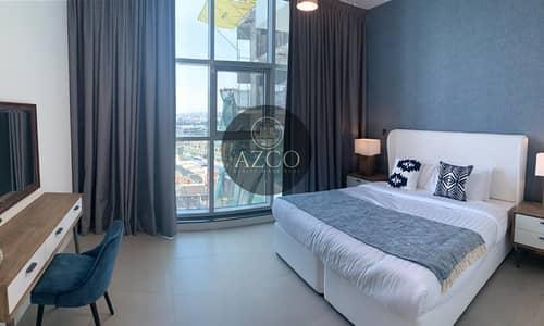 شقة 2 غرفة نوم للبيع في قرية جميرا الدائرية، دبي - ELEGANT AND STYLISH  MODERN SYSTEM HOME  NO COMM