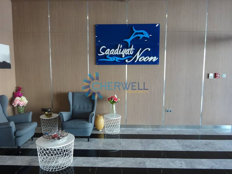 2 Hot Deal | Great Price | Luxurious Studio In Saadiyat