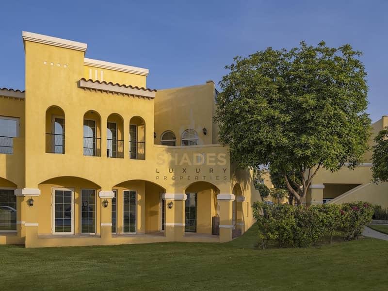 No Commission | 3BR Luxury Villa  | 12 Cheques