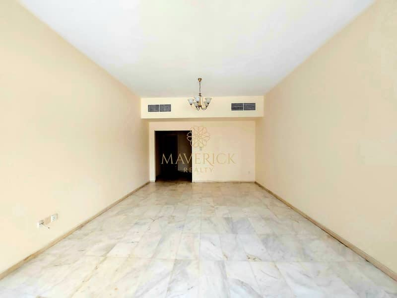 2 1 Month Free | Beautiful 3BHK+Balcony | 6 Cheques
