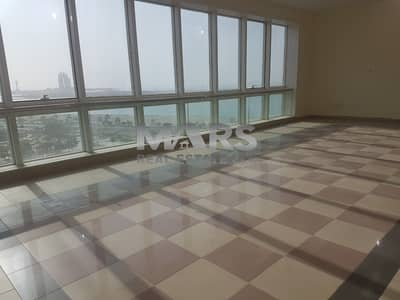 3 Bedroom Flat for Rent in Corniche Area, Abu Dhabi - Gorgeous 3 + Maids Room  Apartment in Corniche