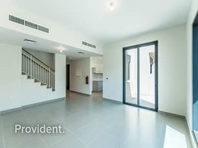 3 Bedroom Townhouse for Rent in Dubai Hills Estate, Dubai - Flexible on Multiple Cheques| Near the Park
