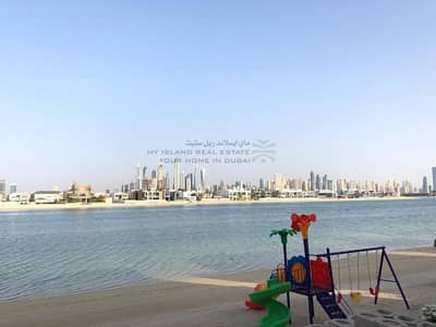 4 Bedroom Villa for Sale in Palm Jumeirah, Dubai - Vacant 4 bedroom + study Atrium Entry Marina View