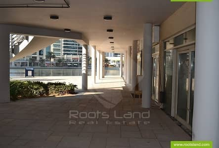 Other Commercial for Rent in Jumeirah Lake Towers (JLT), Dubai - Spacious Shell and Core Retail Lake view Level