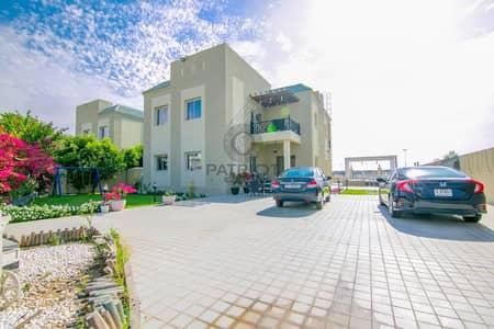 فیلا 6 غرف نوم للبيع في دبي لاند، دبي - Golf Course View with Swimming Pool + Maid  Room