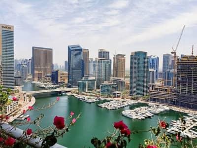 3 Bedroom Penthouse for Rent in Dubai Marina, Dubai - Spectacular Marina View I Luxury Furniture I Vacant