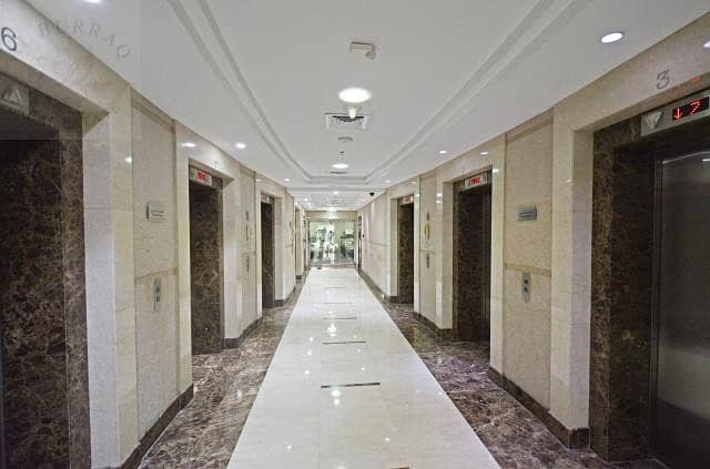 Fully Furnished /Sea View -High floor 2BHK