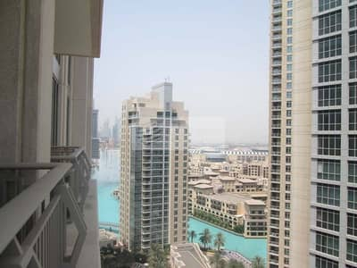 Brand New 2BR with Partial Fountain Views