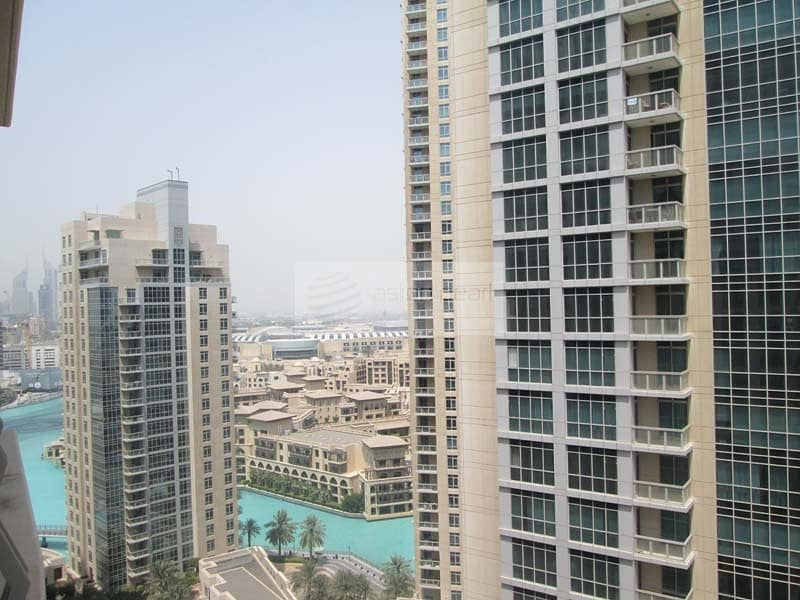 2 Brand New 2BR with Partial Fountain Views