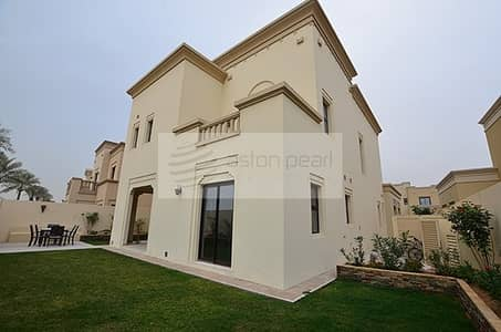 4 Bedroom Villa for Sale in Arabian Ranches 2, Dubai - Beautiful Casa Villa | 4BR+M | Type 4 | Single Row