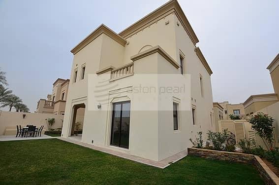 Beautiful Casa Villa | 4BR+M | Type 4 | Single Row