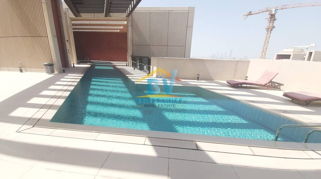 74 SUPERB OFFER! HIGH QUALITY APARTMENT REEM ISLAND 1 bedroom all kitchen appliances + 1 MONTH RENT FREE