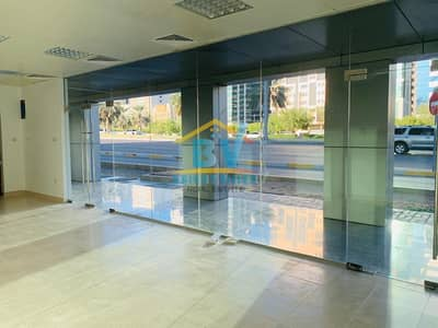 Shop for Rent in Al Muroor, Abu Dhabi - GRAB THE OPPORTUNITY!!ELEGANT SHOP!!! PRIME LOCATION!! BEST PRICE IN THE MARKET