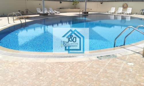 Studio Furnished Water Electricity Included Corniche Area