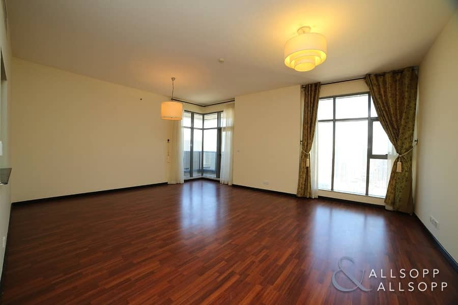 3 Bed + Maids | Vacant Now | High Floor<BR/>
